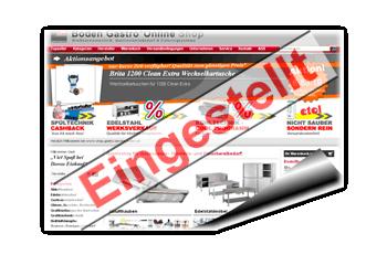 Onlineshop Gastro Service Boden GmbH